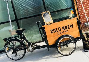 Elementary Coffee Tricycle