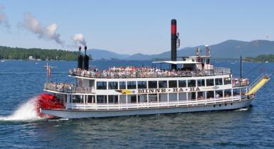 Lake George Steamboat Co