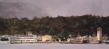 Winter Solstice by LF Tantillo
