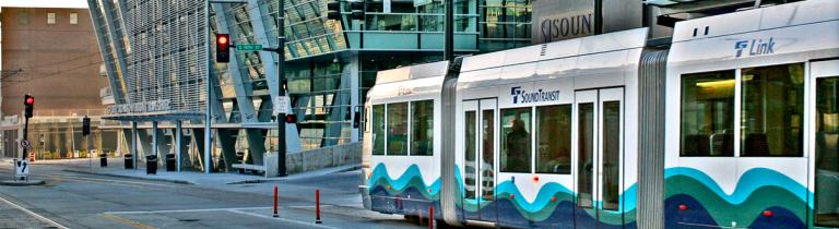 Link Light Rail | Getting Around Downtown Tacoma for Free