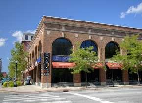 Fort Wayne Visitors Center - Indiana