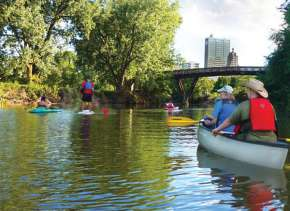 Choose Your Own Fort Wayne, Indiana Adventure - Riverfront Explorer
