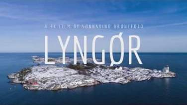 DJI | Lyngør - 4K UHD Phantom 4 Drone Film - Beautiful Southern Norway