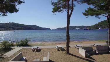 Ferie på Rosfjord Strandhotell