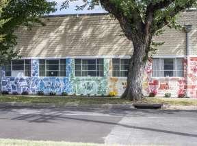 Be-YOU-tiful Mural