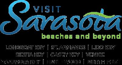 Visit Sarasota logo