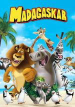 madagascar PAC movie poster