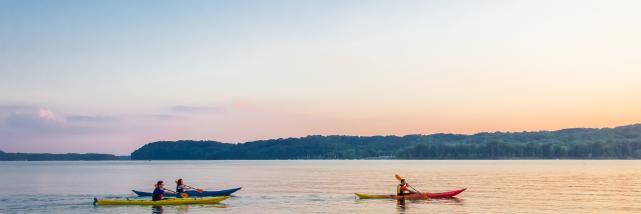kayaking bloomington indiana
