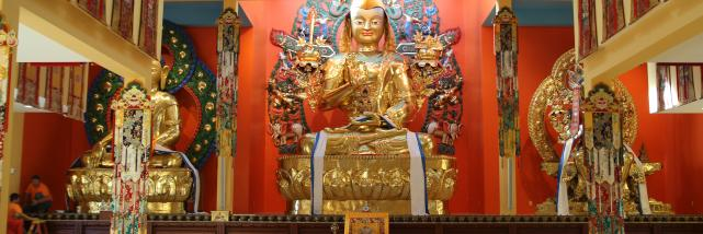 TMBCC Monastery