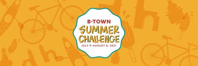 B-Town Summer Challenge Header