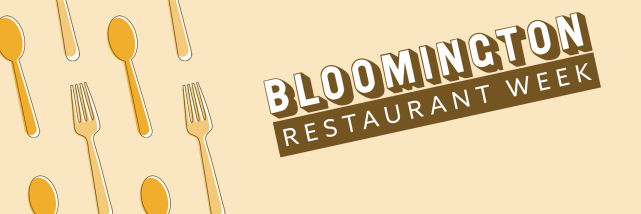 Bloomington Restaurant Week