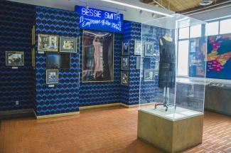 Hist_Bessie Smith Cultural Center Interior