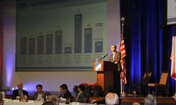 TEA Commissioner Mike Morath Provides Keynote