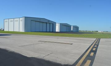 Airport Hangars 04-19