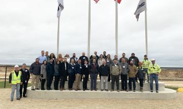 Leadership New Braunfels at CEMEX