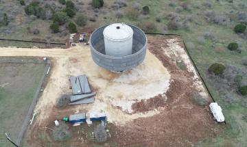 (March 2021) Veramendi Water Tower