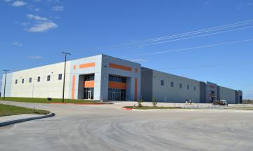 (March 3) TITAN Industrial Park Spec Building