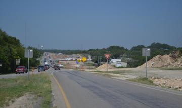 Loop 337 Expansion at River Road