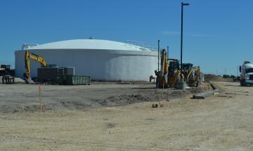Gruene Water Storage Facility (Nov 2020)