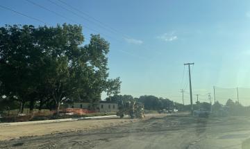 Elizabeth St Construction (08-31)