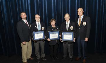 2019 Hall of Honor Awardees