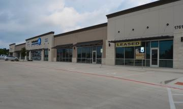 (May) Retail Space all leased up