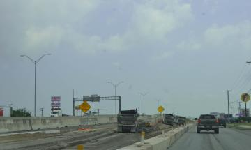 (May) FM 306 Construction