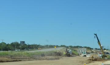 April Loop 337 Construction 04-19