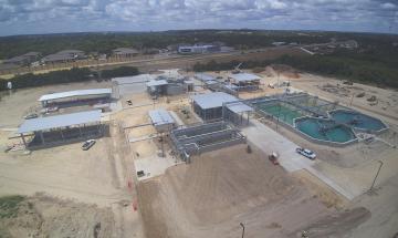 (Aug) NBU Wastewater Treatment Plant