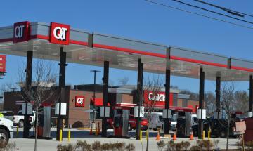 2021 QT Gas Station