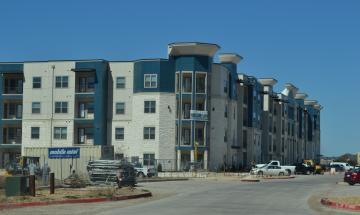 2021 The Current Apartments