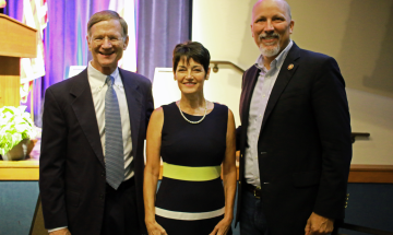 Lamar Smith, Donna Campbell, Chip Roy