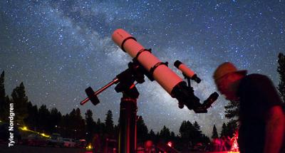 Astronomy night sky tours 2