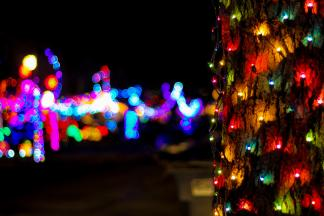 Christmas Lights & Decorations