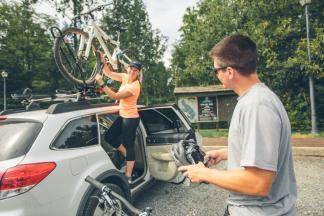 Bike-Friendly Lodging