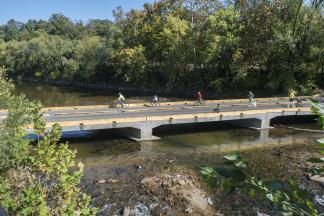 Roanoke City Greenways & Trail Maps