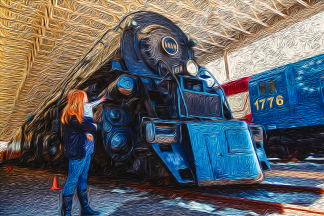 3 - Locomotives