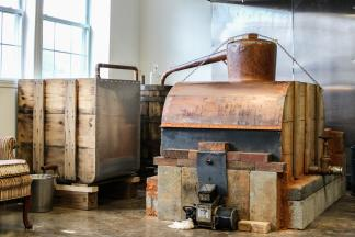 Franklin County: The Moonshine Capital