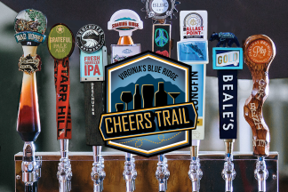 Cheers Trail Passport Program