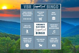 VBR Support Local Bingo