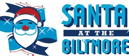 Santa at the Carolina Logo