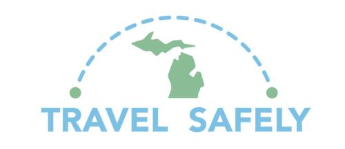 Pure Michigan Travel Safely Logo