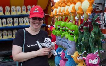 Kenosha County Fair prizes
