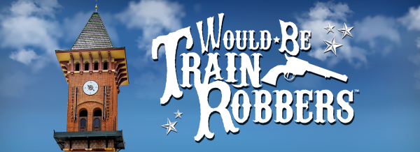 Would Be Train Robbers