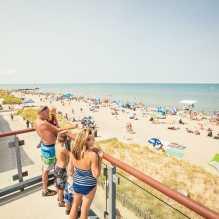 Pleasing Ontarios Southwest Grand Bend Beach Download Free Architecture Designs Scobabritishbridgeorg