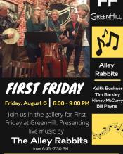 green hill first friday