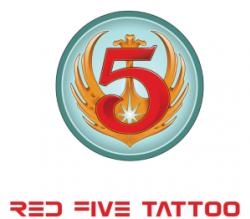 Red 5-logo