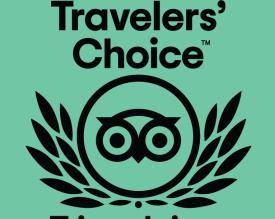 TripAdvisor Travelers' Choice Award