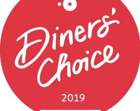 Diners' Choice Award 2019