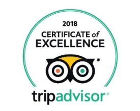Mt Ada Trip Advisor Award